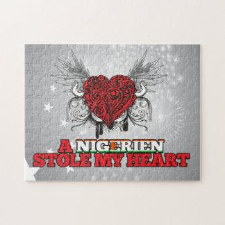 Un Nigerien robó mi corazón Puzzles Con Fotos