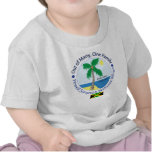 Un niño de la familia camiseta