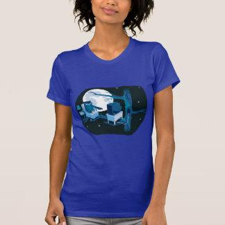 Un noctámbulo camisetas