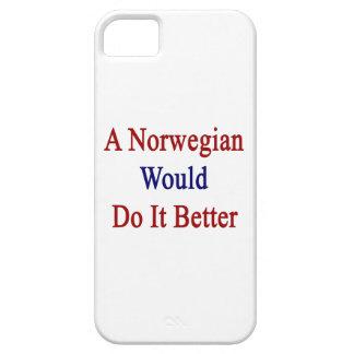 Un noruego lo haría mejor iPhone 5 carcasas