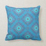 Un nuevo azul almohada
