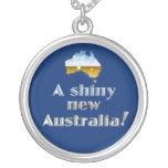 Un nuevo colgante brillante de Australia