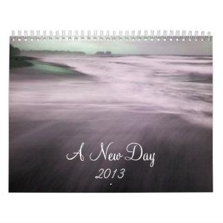 Un nuevo día calendarios
