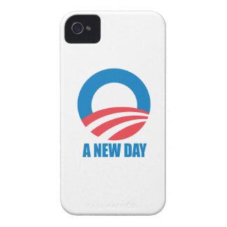 UN NUEVO DÍA O - PNG iPhone 4 Case-Mate FUNDA