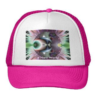 Un nuevo gorra del mundo
