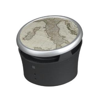 Un nuevo mapa de Italia con las islas de Sicilia Altavoz Con Bluetooth