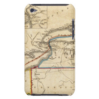 Un nuevo mapa de Seat de la guerra Case-Mate iPod Touch Cobertura