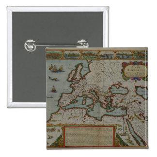 Un nuevo mapa del imperio romano pins