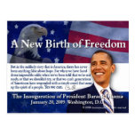 Un nuevo nacimiento de la libertad postal
