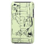 Un nuevo paseo iPod Case-Mate protectores