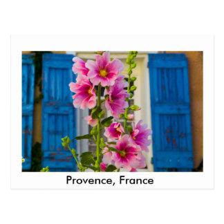 Un obturador en Provence, Francia Postales