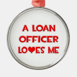 Un oficial de préstamo me ama ornamentos de reyes