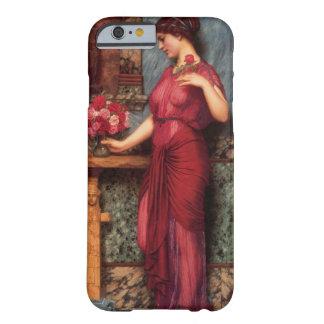 Un ofrecimiento a la pintura al óleo de Venus Funda De iPhone 6 Barely There