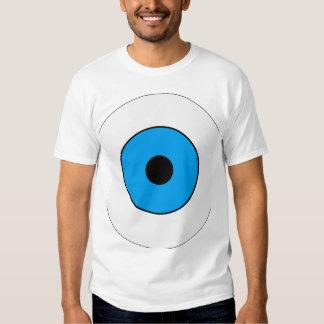 Un ojo azul polera