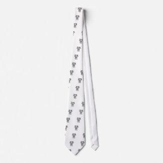Un ojo ve, el otro siente corbata personalizada
