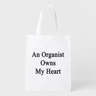 Un organista posee mi corazón bolsa de la compra
