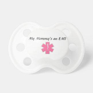 Un pacificador del EMT de mi mamá Chupetes Para Bebes