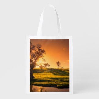 Un paisaje rural de las colinas de Adelaide Bolsa Para La Compra