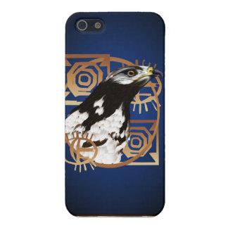 Un pájaro de Serengeti iPhone 5 Carcasas