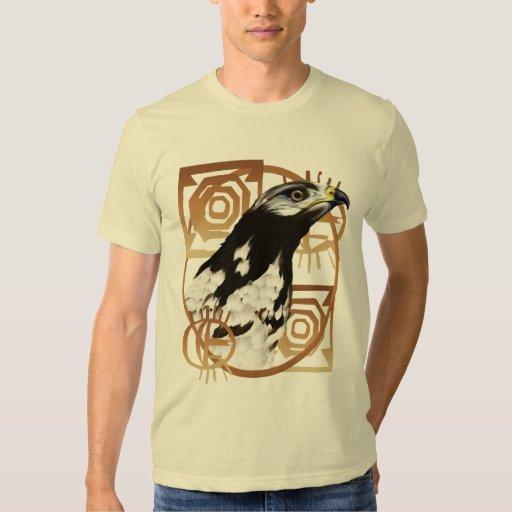 Un pájaro del camisetas de Serengeti Playeras