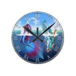 Un pájaro puede amar un reloj de los pescados