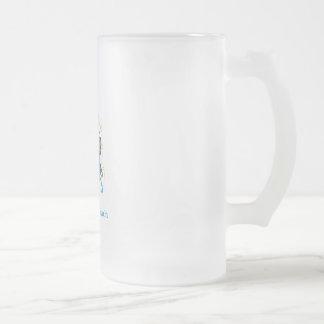 Un palo Mitzvah Taza De Cristal
