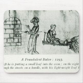 Un panadero fraudulento, 1293 mousepads