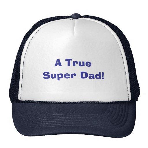 ¡Un papá verdadero, estupendo! Gorro