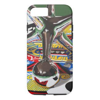 UN PAR DE ENCHUFES, teléfono/iPad/caja de iPod Funda iPhone 7