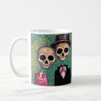 Un par precioso taza clásica