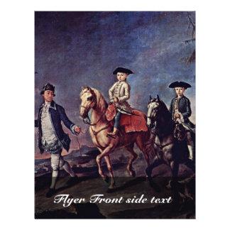 Un paseo a caballo por Longhi Pedro (la mejor cali Tarjetón