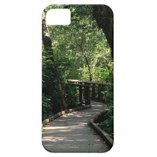 Un paseo en el caso del iPhone 5 de maderas iPhone 5 Cárcasa