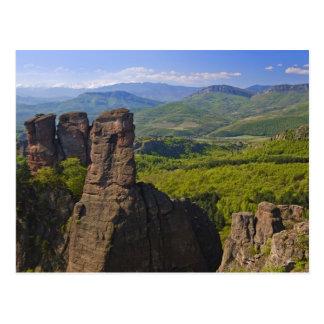 Un paseo en el castillo de Belogradchik arruina 2 Tarjeta Postal