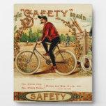 Un paseo y un humo, se relajan gozan sean seguros placas con fotos
