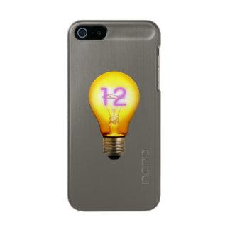 Un paso a la vez encendido (con.) el AA Funda Para iPhone 5 Incipio Feather Shine