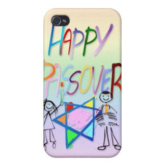 Un Passover muy colorido iPhone 4 Fundas