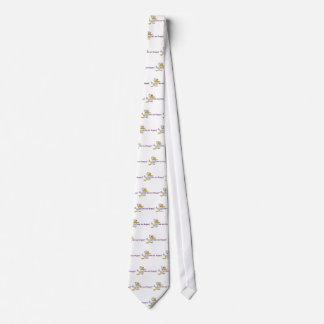 Un pato camina en una barra… corbatas personalizadas