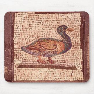 Un pato, detalle de Orfeo que encanta los animales Tapete De Ratones