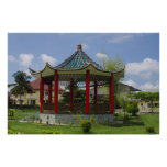 Un Pavillion chino Poster