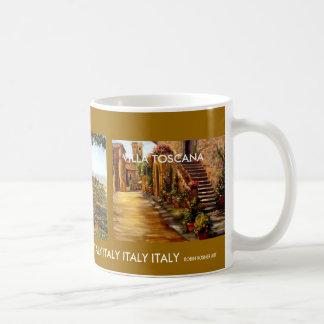 Un pedazo de Italia 2 Tazas De Café
