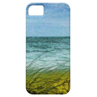 """""""Un pedazo de la playa """" Funda Para iPhone SE/5/5s"""