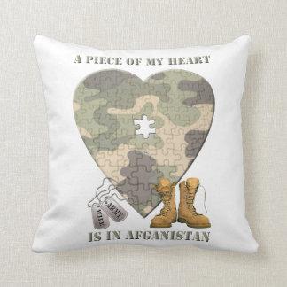 Un pedazo de mi almohada de la esposa del ejército