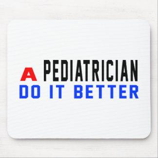 Un pediatra mejora alfombrillas de ratón