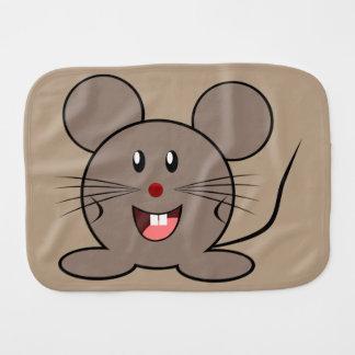 Un pequeño ratón lindo para el bebé - paños de bebé