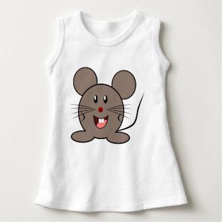Un pequeño ratón lindo para el bebé - remera