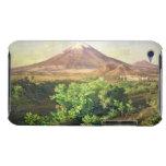 Un pequeño volcán en el campo mexicano, 1887 funda para iPod