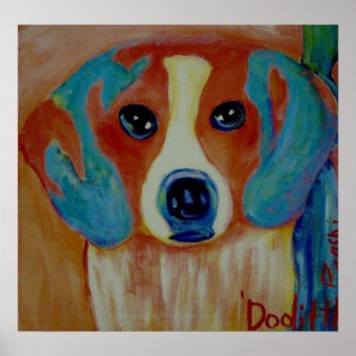 Un perrito de Bashi Impresiones