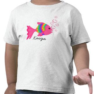¡Un pescado fantástico Camisetas