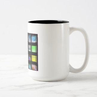 Un petit café ? Two-Tone coffee mug