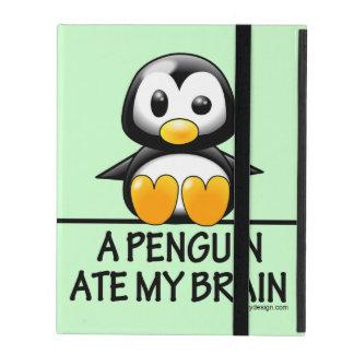 Un pingüino comió mi cerebro iPad cobertura
